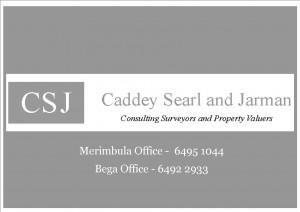 Caddey Searle and Jarman