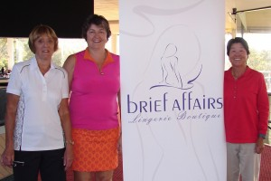 Brief Affairs ~ Joan Brooks (C Grade); Sally Mills (B Grade) & Chewy Chia (A Grade)