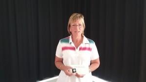 Medal of Medallists Winner Lynda Jolly.