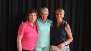 Kerryl Stirling, Kathleen Rawson, Elizabeth McErlain.