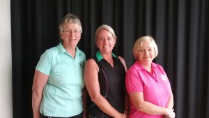 Patricia Went, Sharon Lestrange, Patricia Martin.