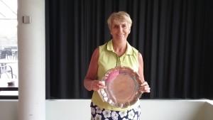 Elizabeth McErlain- Best nett overall